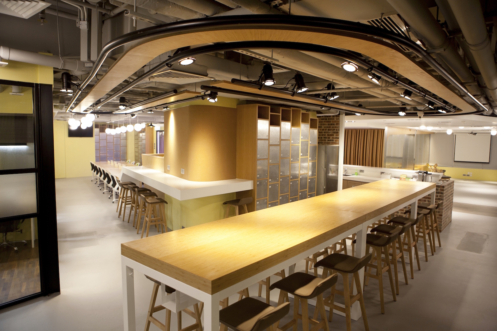 Kowrk Paperclip Shared Office Space Sheung Wan, Hong Kong