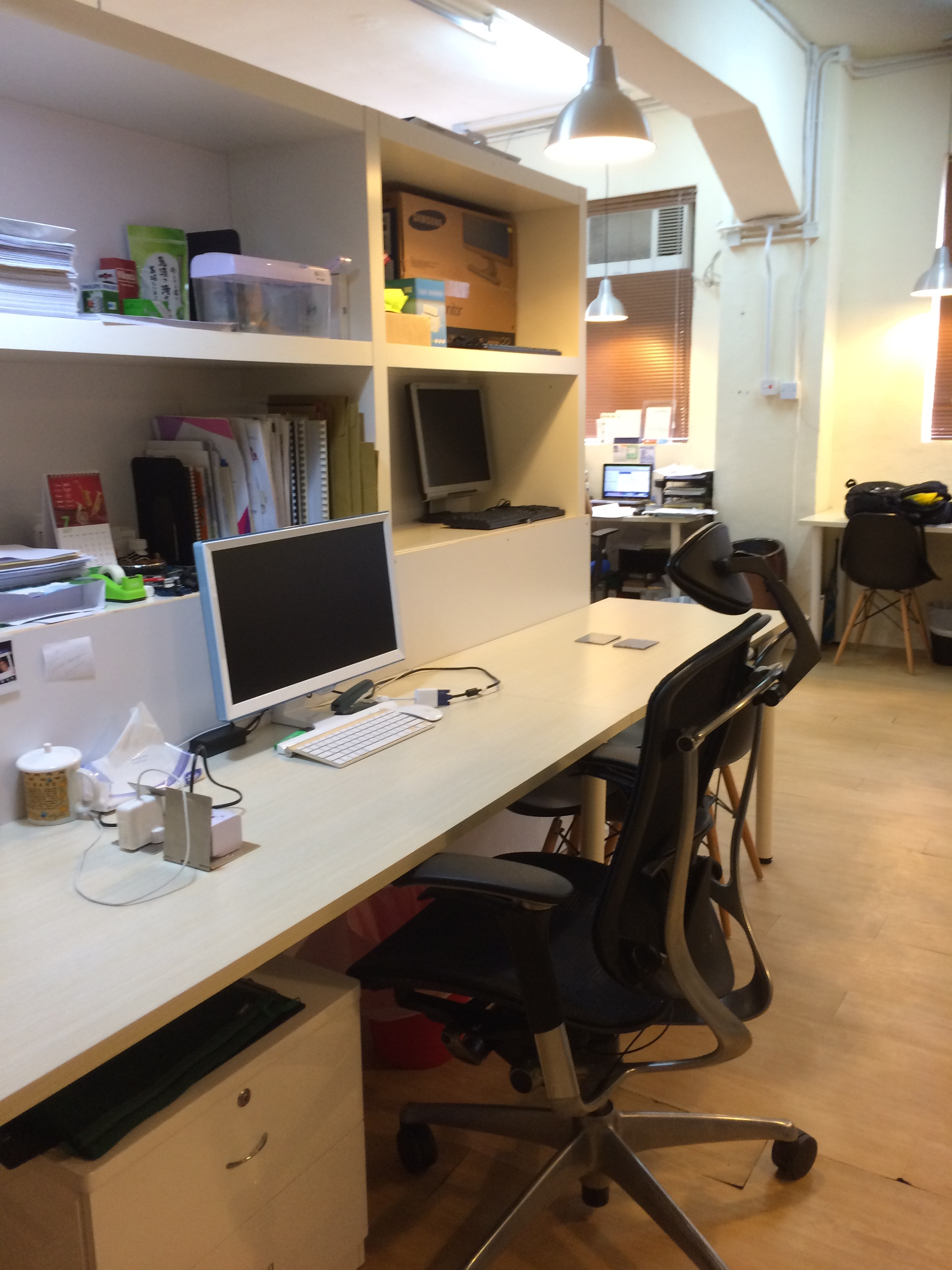 Retro Spot – Shared Office Space in Hong Kong