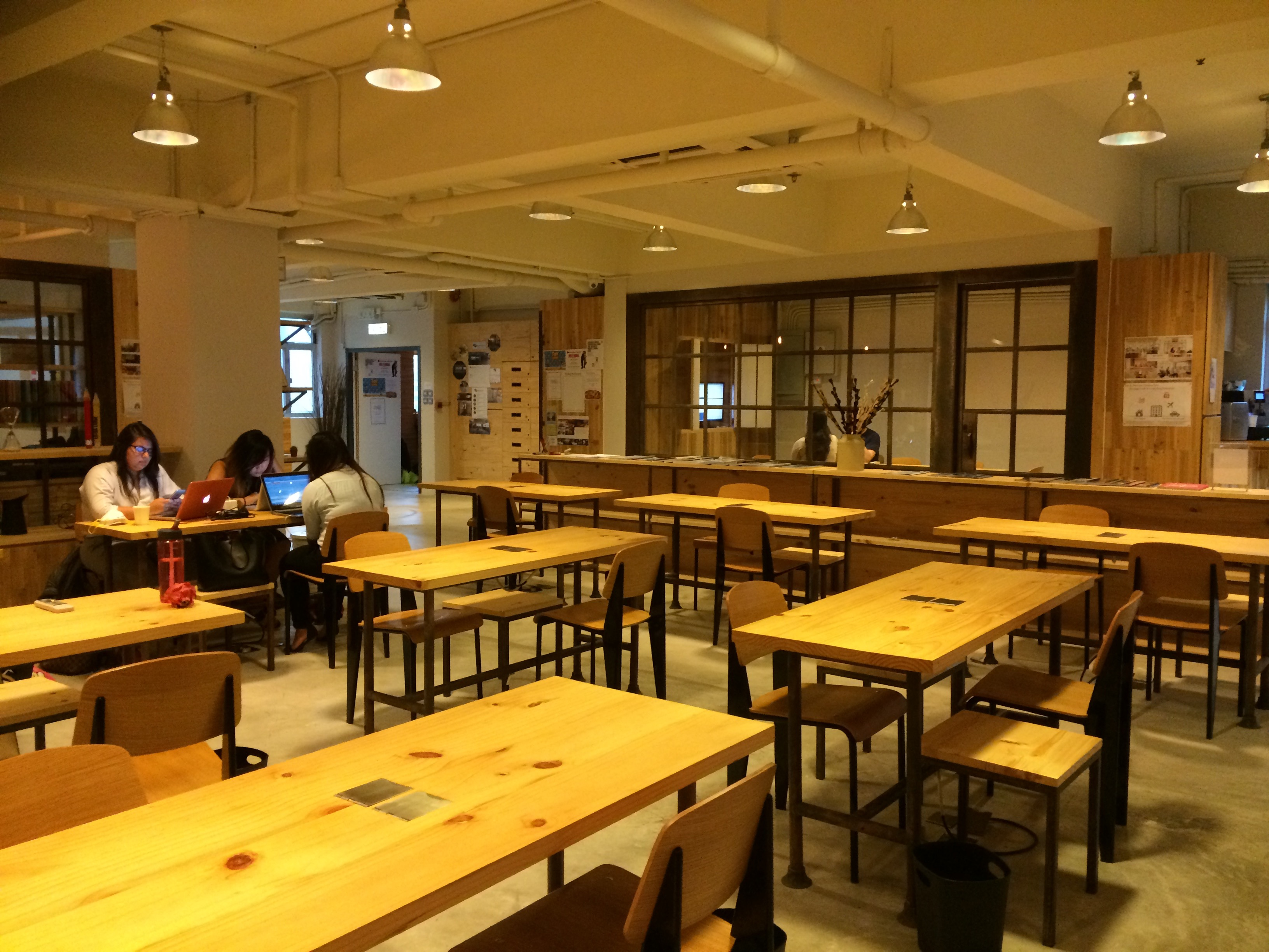 Kowrk - The Hive Coworking Space In Hong Kong