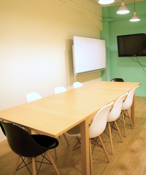 Kowrk – Business Conference Space and Meeting Rooms Hong Kong