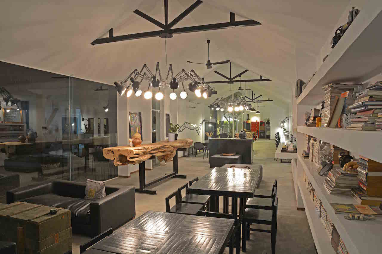 The 1961 Coworking and Art Space