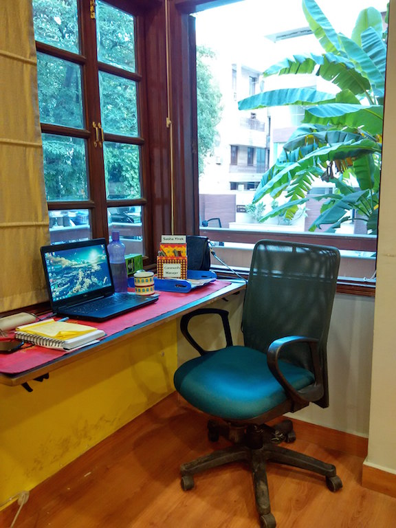 Coworking Space GK Delhi Near Alpina Hotels Kowrk