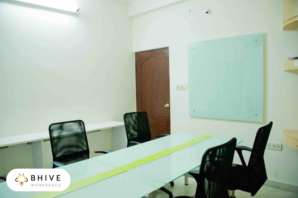 kowrk Bhive workspace Indiranagar coworking space bangalore