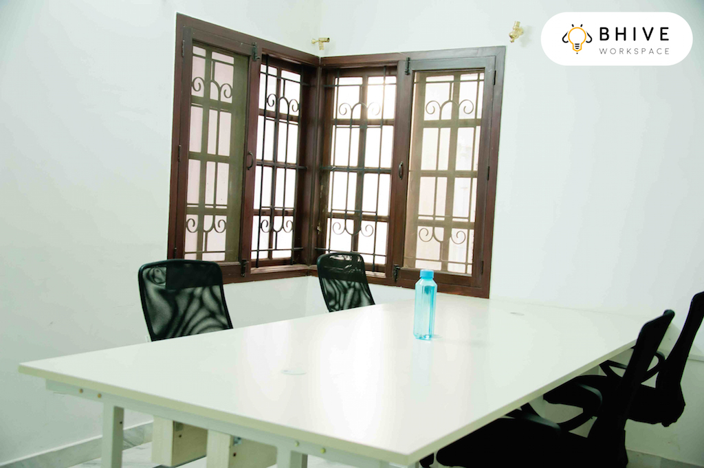 kowrk Bhive workspace Koramangala coworking space bangalore