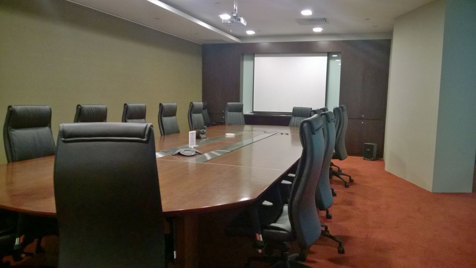 Workcentral Meeting Room In Singapore - Kowrk