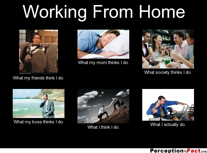 Challenges solutions of Working From Home Kowrk