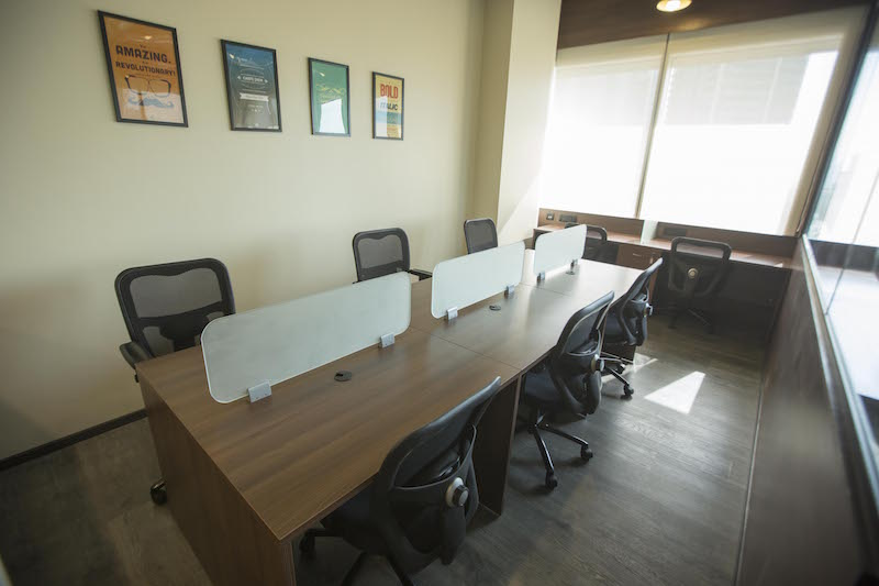 IShareSpace Mumbai coworking space Kowrk business centre meeting room