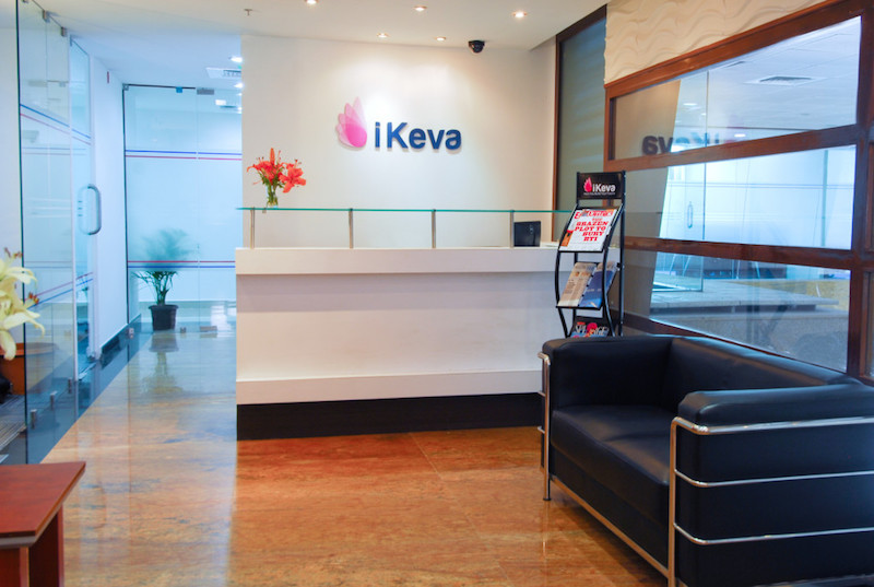 ikeva chennai kowrk reception