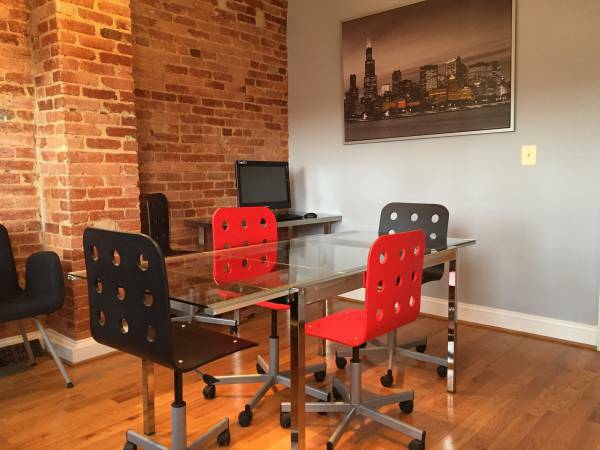 Flex Office Space coworking space Washington DC USA Kowrk