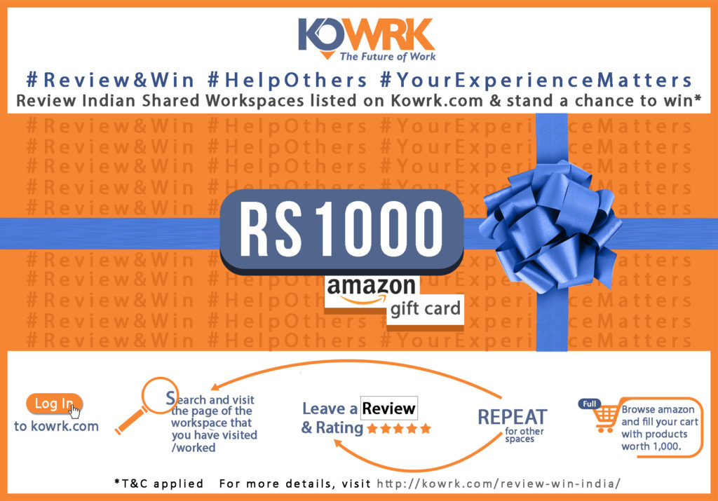Review & Win India