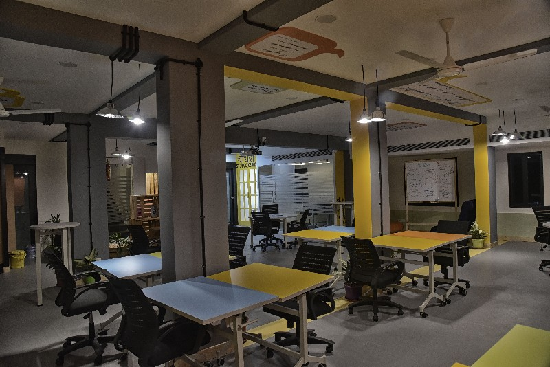 Chaos Theory Nagpur Kowrk coworking space