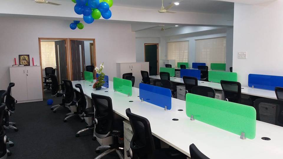 Founders Cube Bangalore Kowrk coworking space