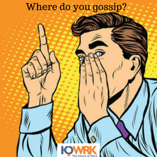 most preferred gossip zone in offices kowrk takeabreak Kowrk fun zone