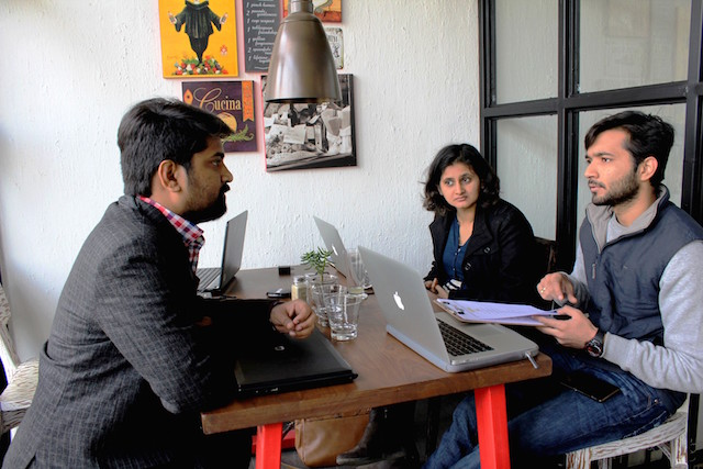 Coworking Cafe Roadhouse Delhi -Kowrk