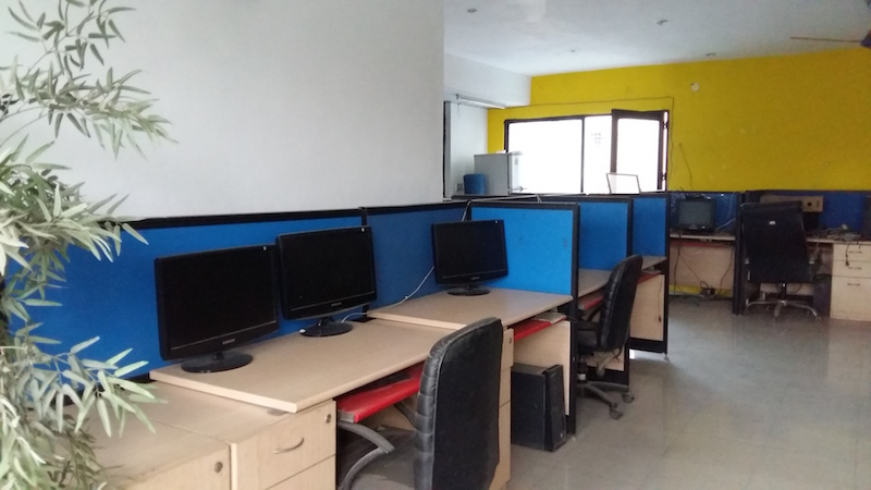 Shared Office Janakpuri CapStone BPO Kowrk
