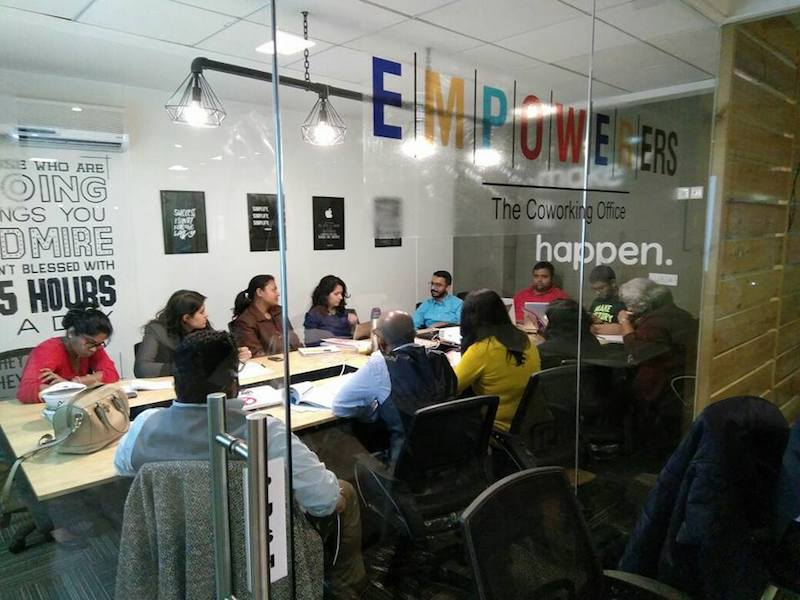 Empowerers Coworking Space South Delhi