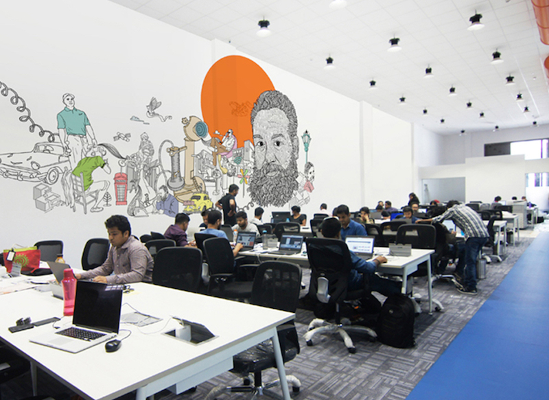 Coworking Space Lower Parel Near Dena Bank Kowrk
