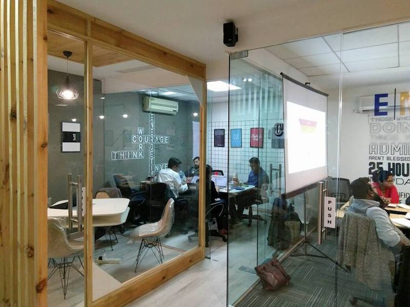Coworking Space South Delhi, Near Green Park Kowrk