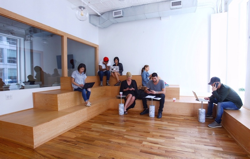 Kin Spaces Coworking Space New York