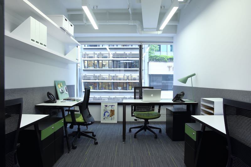 Urban Serviced Offices Business Center Hong Kong