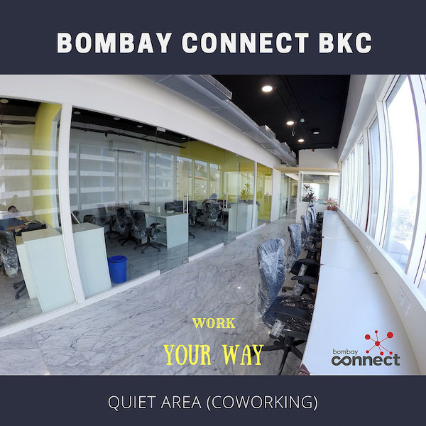 Bombay Connect Coworking Space BKC Mumbai