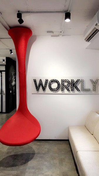 Workly Coworking Space Lajpat Nagar Delhi