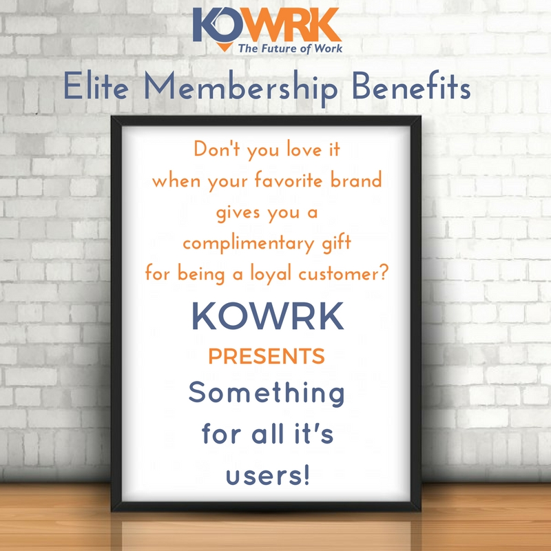 Elite Membership Benefits