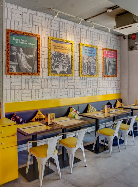 THE BEER CAFÉ - Coworking Cafe - Lower Parel Mumbai