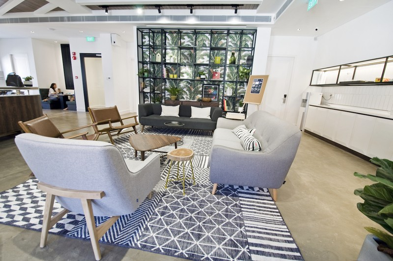 The Co - Coworking Space - Duxton Singapore Kowrk