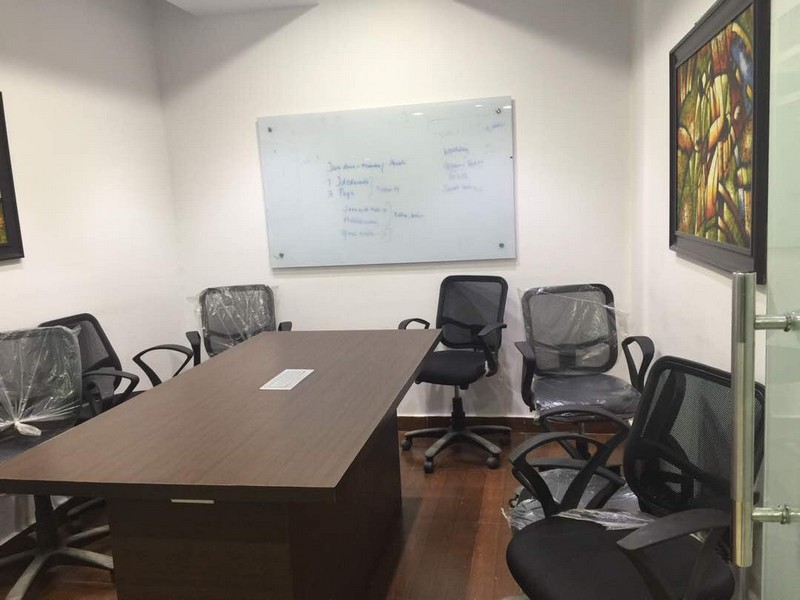 Shared Office Desks - Gurgaon - Arminus Software Kowrk