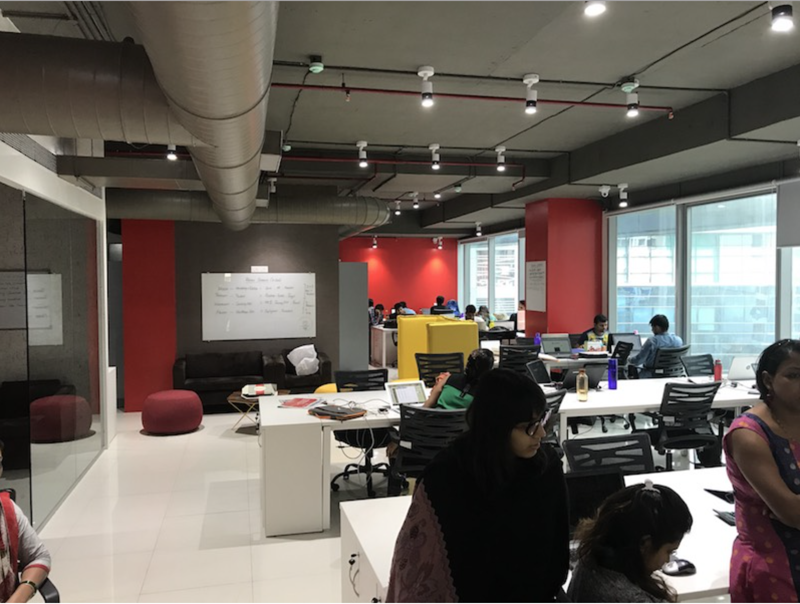Coworking Space Udyog Vihar Gurgaon Near JWT Kowrk