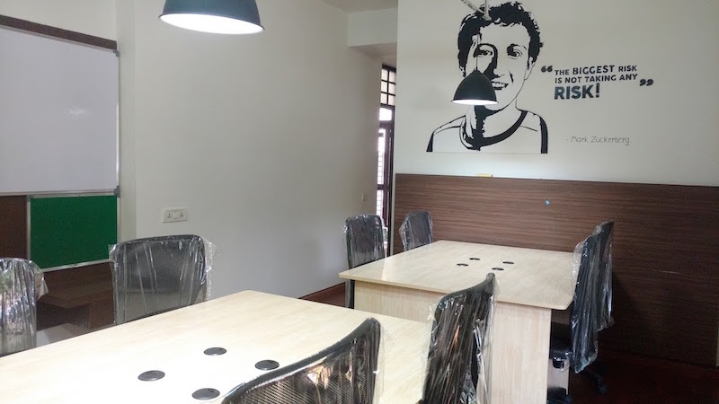 Coworking Space Kormanagala Bangalore Near BBQ Nation Kowrk