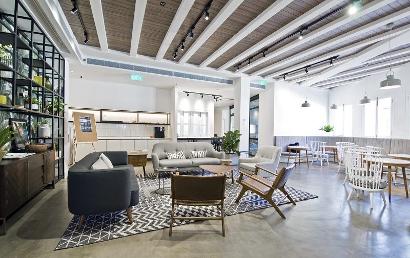 Co Coworking Space Duxton Singapore