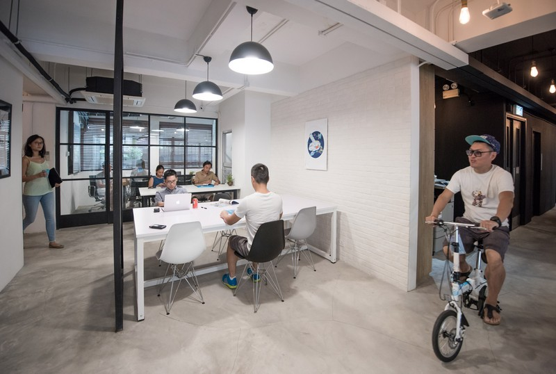 TheDesk Coworking Space Hong Kong