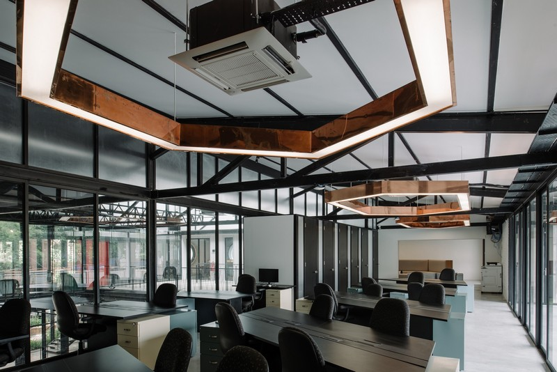 The Co - Coworking Space - The Row Malaysia