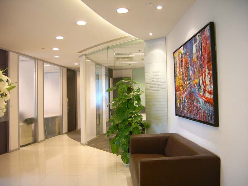 Arcc Offices- Serviced Office - Times Square Shanghai