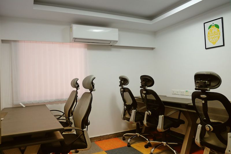 Sproutbox Suryavilas Coworking Space Okhla New Delhi