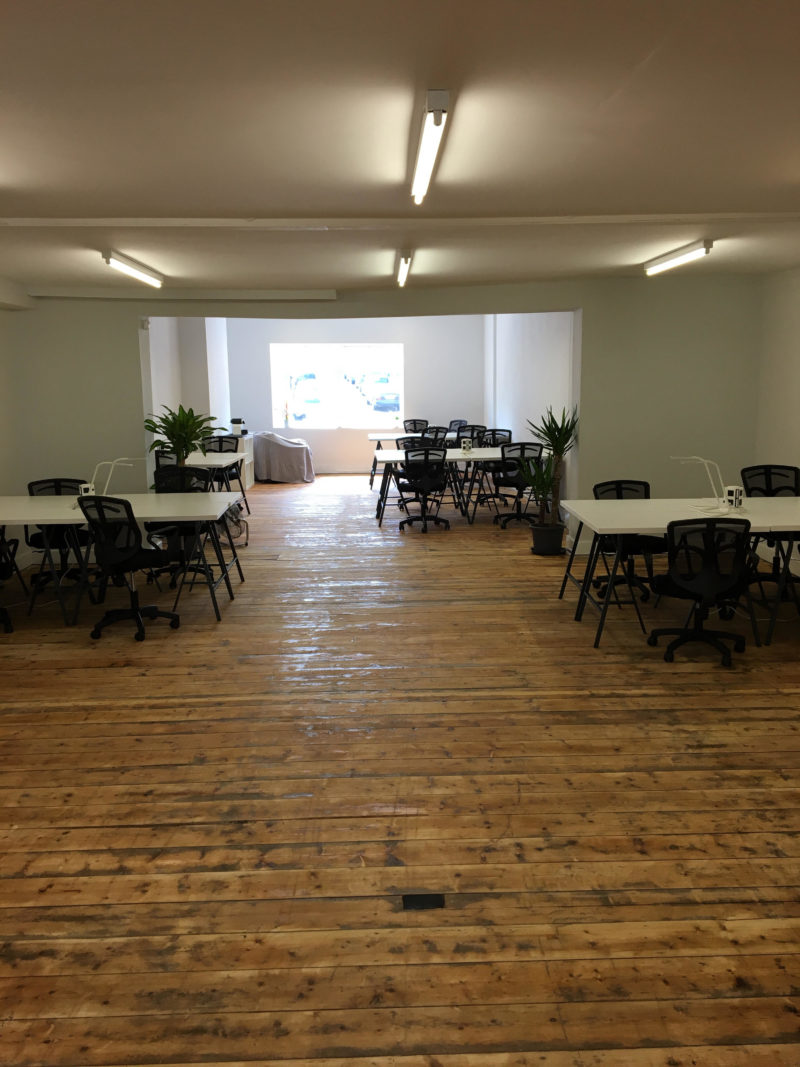 Raw Space - Coworking Space - Bristol United Kingdom Kowrk