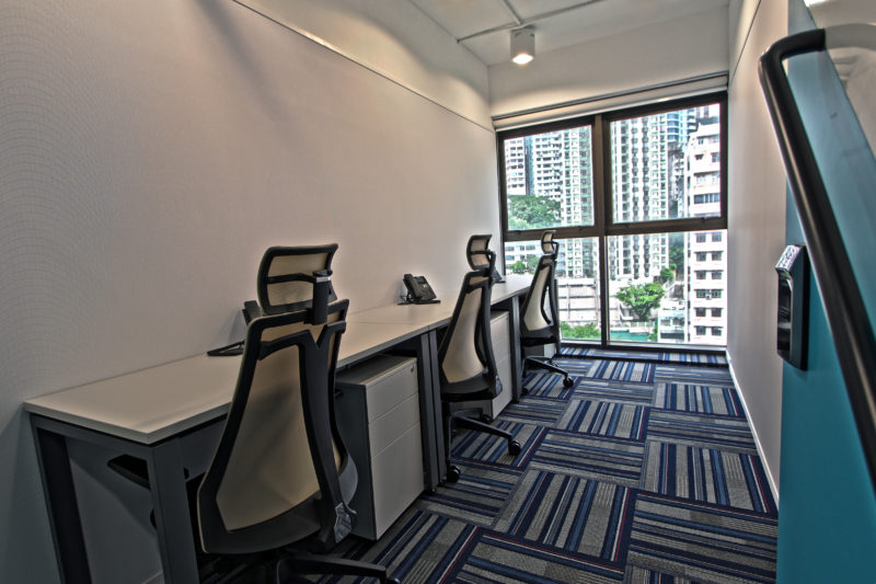 Erba Serviced Offices Hong Kong