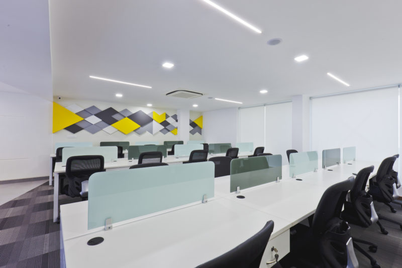 Shared Office Desks - HiTech City, Hyderabad