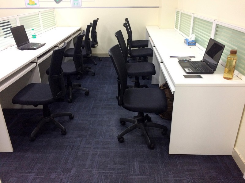 Shared Office Desks Bandra Kurla Complex Mumbai