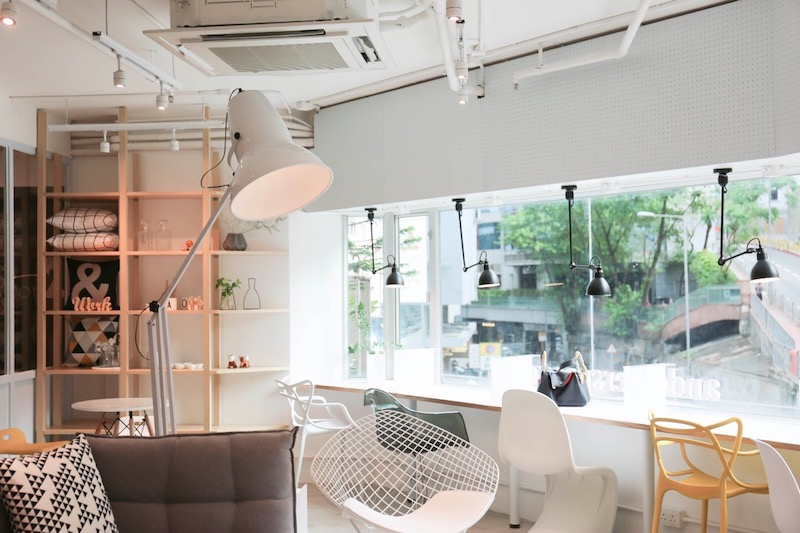 Andotherspace Coworking Space Hong Kong