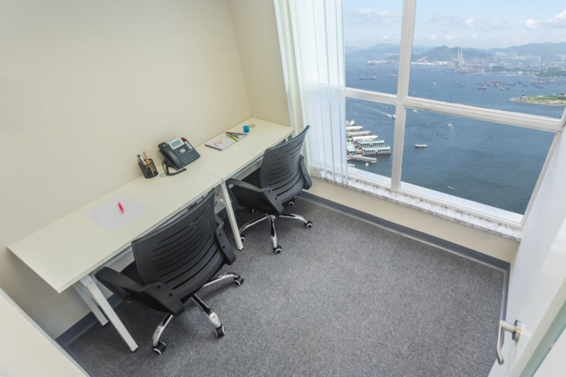 Arco City Coworking Space Hong Kong