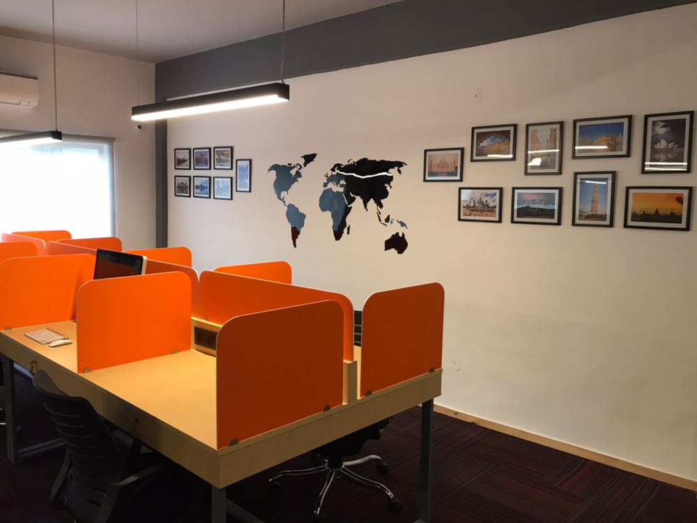 Coworking Space Sector 25 Noida