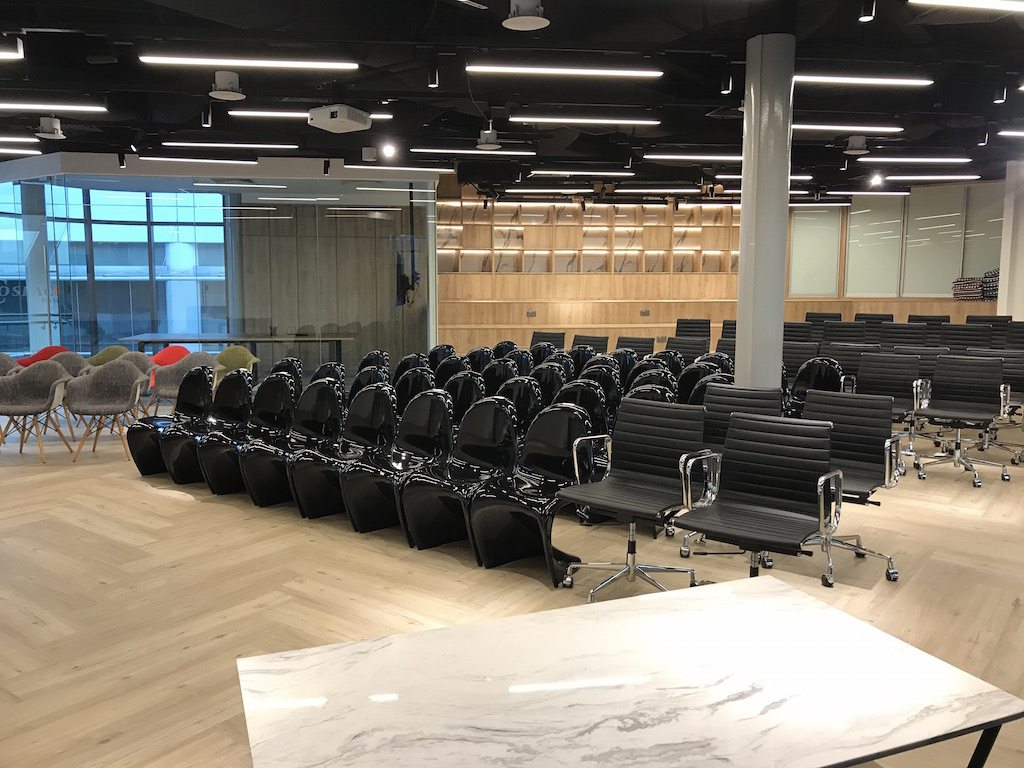CSP Coworking Space Singapore cospace park kowrk