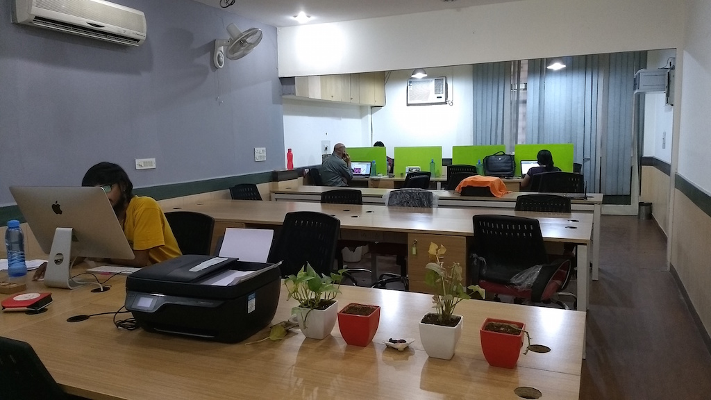Coworking Space East of Kailash Near HDFC Bank Kowrk