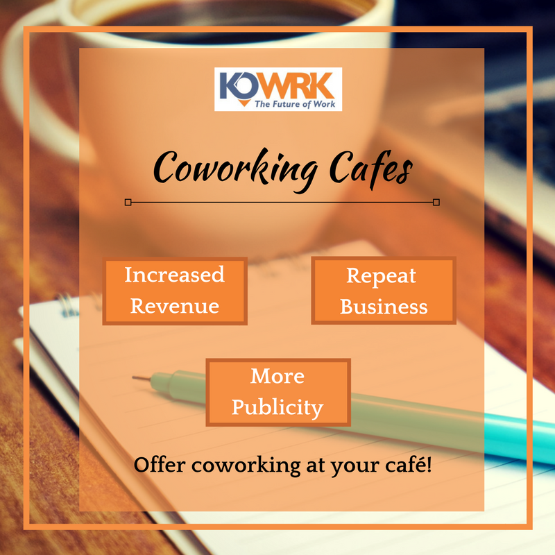 Coworking Cafes