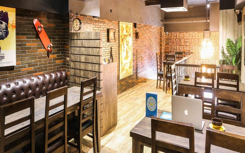 Coworking Cafe Sec 12 Faridabad