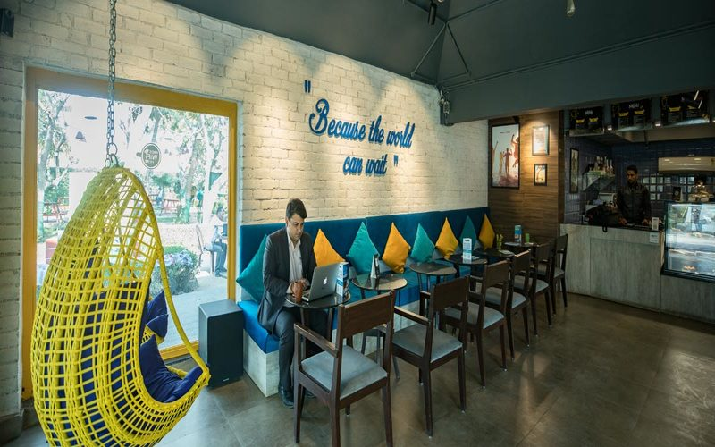 Coworking Cafe Sector 32 Gurgaon