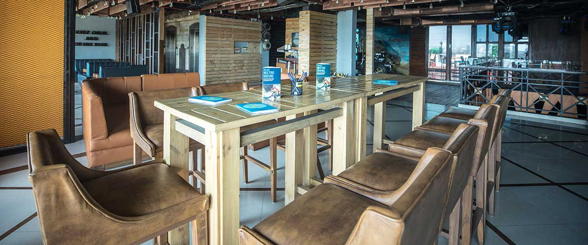 Coworking Cafe Sector 29 Gurgaon